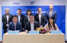 TTC Sugar và KPMG ký kết hợp tác chiến lược tư vấn chương trình chuyển đổi và triển khai Oracle ERP Cloud