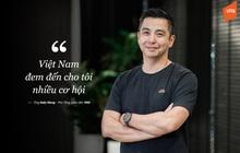 """Phó tổng giám đốc VNG Kelly Wong: """"Giá trị cốt lõi của VNG tập trung vào con người"""""""