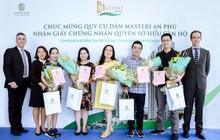 Masterise Homes chính thức bàn giao sổ hồng cho cư dân Masteri An Phú & M-One Nam Sài Gòn