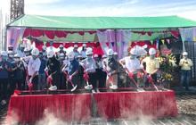 Apec Group cất nóc dự án 5 sao tại thành phố Hải Dương