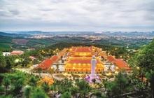 Diện mạo mới của TP Uông Bí nhờ sức bật về kinh tế và hạ tầng đô thị