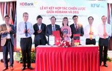 HDBank phát hành trái phiếu chuyển đổi cho đối tác chiến lược DEG của Đức