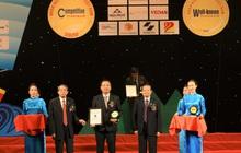 Sonadezi đạt Top 50 Nhãn hiệu nổi tiếng Việt Nam năm 2020