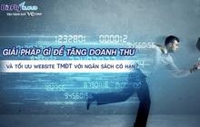 Giải pháp gì để tăng doanh thu và tối ưu website TMĐT với ngân sách có hạn?