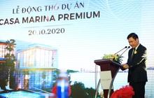 BCG Land tổ chức động thổ dự án Casa Marina Premium Quy Nhơn