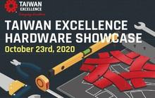 Họp báo trực tuyến giới thiệu các thiết bị cầm tay và công nghiệp Đài Loan