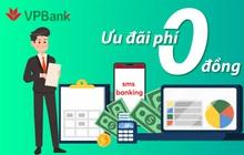 """Ưu đãi """"khủng"""" dành cho doanh nghiệp đăng ký tài khoản online tại VPBank"""