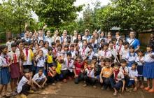 Khải Hoàn Land cùng Hoa hậu Việt Nam 2020 trao tặng tủ sách cho trường Bù Cà Mau - Bình Phước