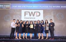 FWD: Top 3 nơi làm việc tốt nhất ngành bảo hiểm