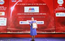 MM Mega Market giữ vị trí thứ 3 trong Top 10 Công ty bán lẻ uy tín