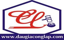 Công ty Đấu giá Hợp Danh Công Lập cần bán QSDĐ DT 44.000m2 khu vực Đồng Nai