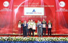 Đất Xanh Miền Trung thắng lớn ở Top 500 doanh nghiệp tư nhân có lợi nhuận tốt nhất Việt Nam