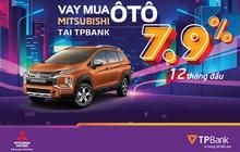 Ưu đãi dành riêng cho khách hàng mua xe Mitsubishi Xpander 2020 qua TPBank