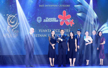 Yuanta Việt Nam nhận giải thưởng Asia Pacific Entrepreneurship Awards (APEA) Việt Nam