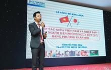DHG Pharma ra mắt sản phẩm phòng đột quỵ chất lượng Nhật Bản mới đột phá hơn