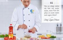 Nước chấm cá cơm 3 Miền – lựa chọn của Chef Ryan Phạm