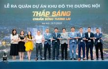 Hàng nghìn người tham dự Lễ ra quân dự án Khu đô thị Dương Nội