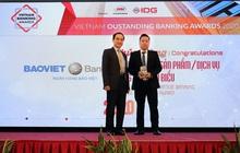 BAOVIET Bank lần thứ hai đạt giải ngân hàng có sản phẩm dịch vụ sáng tạo tiêu biểu