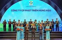 Hùng Hậu tiếp tục vinh dự đạt chứng nhận Thương hiệu quốc gia lần 3