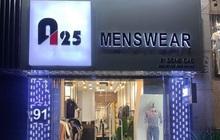 A25 Menswear và hành trình chinh phục giới trẻ Hà thành