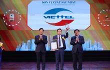 Chủ động quy hoạch hệ sinh thái số, Viettel là doanh nghiệp xuất sắc tại giải thưởng Thành phố thông minh Việt Nam 2020