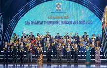 PV GAS tiếp tục nhận vinh danh Thương hiệu Quốc gia năm 2020