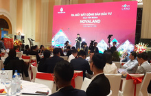 Toàn Thịnh Land chi hơn 30 tỷ đồng truyền thông cho hai đại dự án của Novaland