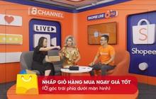 Các nhà bán hàng tích cực khai thác livestream như một kênh truyền thông quảng bá sản phẩm