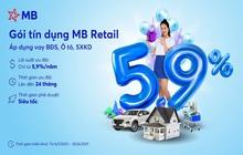 """MB tung gói tín dụng """"MB Retail năm 2021"""" lên đến 50.000 tỷ đồng"""