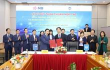 MB hợp tác toàn diện với Đại học Kinh tế Quốc dân