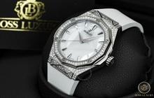 Boss Luxury mách bạn 4 mẫu đồng hồ tuyệt đẹp dành tặng nàng ngày Valentine