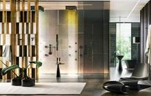 Phòng tắm công nghệ mang đến trải nghiệm thư giãn cho gia chủ