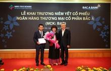 BAC A BANK chính thức niêm yết cổ phiếu trên sàn HNX