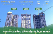 Hơn 700 căn hộ chung cư Xuân Mai Tower Thanh Hóa đã có chủ sở hữu