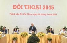 """""""Đối thoại 2045"""": Khát vọng và bản lĩnh của doanh nghiệp tư nhân Việt Nam"""