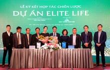 Lễ ký kết hợp tác phát triển dự án Elite Life