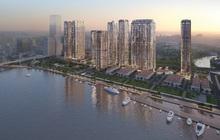 Quảng trường mới tại Sài Gòn - Grand Marina ngay bờ sông Quận 1