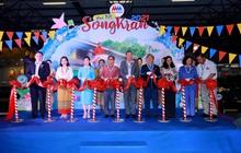 """Lễ hội """"Vui Tết Songkran"""" tại MM Mega Market: Trải nghiệm văn hóa và hàng hóa Thái Lan"""