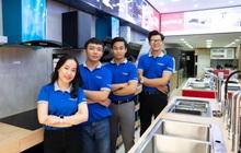 Khánh Vy Home Khai trương Chuỗi siêu thị bếp tại Quận Tân Bình