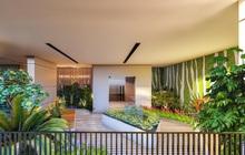 Chuẩn sống xanh tại tòa tháp đặc biệt thuộc dự án căn hộ resort Nam Sài Gòn