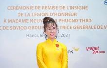 Bà Nguyễn Thị Phương Thảo nỗ lực để mang lại những giá trị mới