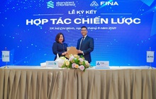 FINA hợp tác chiến lược  toàn diện cùng Standard Chartered Việt Nam