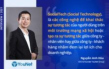 Triết lý công nghệ mạng xã hội, điều làm nên sự thành công của YouNet Group