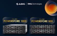 Dell EMC PowerStore 500 & 1000 – chi phí tối ưu, hiệu năng vượt trội