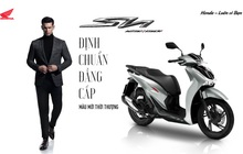 Honda Việt Nam giới thiệu phiên bản mới SH125i/150i