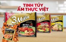 """3 Miền - thương hiệu mì ăn liền """"quốc dân"""" được người tiêu dùng ưa chuộng"""