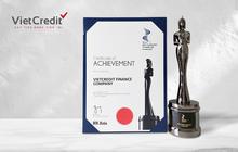 """VietCredit đạt giải thưởng """"Nơi làm việc tốt nhất châu Á"""" của HR Asia"""
