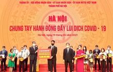 Tân Hoàng Minh ủng hộ 20 tỷ, cùng Hà Nội đẩy lùi Covid – 19