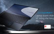 ASUS ExpertBook B9 - Chiếc laptop hoàn hảo dành cho doanh nhân