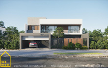 SBS HOUSE - Thiết kế và thi công nhà phố, biệt thự uy tín
